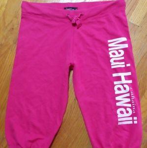 Lagaci Sport Joggers Hot Pink size XL